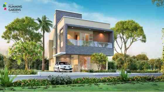 Luxury Villas for sale in OMR- Alliance Humming Gardens