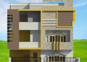 Construction loan for construction a house on bkhata site