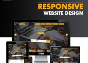 Responsive website designing services in jaipur