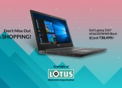 Buy laptops at best prices in india online | amazing dell laptop offers