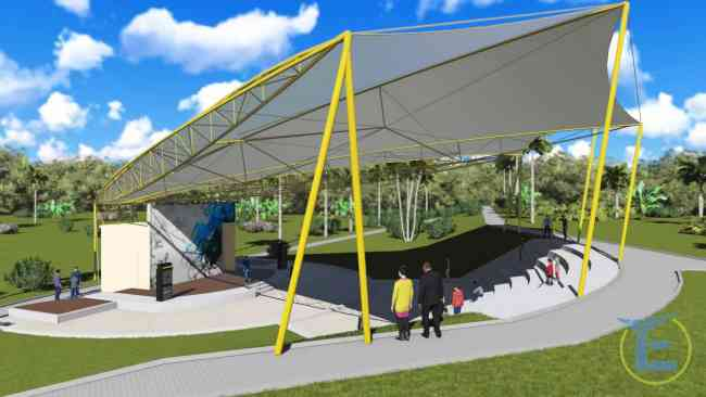 Tensile Fabric | Fabric Structure