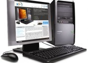 Acer veriton m2 series dual core desktop pc 1gb ram 40gb hdd with windows 7 home premium