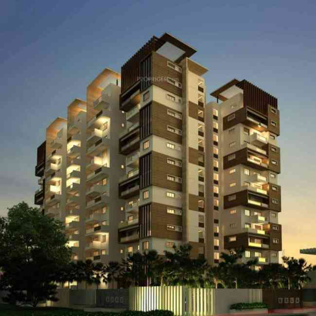 VRR FORTUNA: A RESIDENTIAL LUXURY APARMENT @ SARJAPUR ROAD, BANGALORE