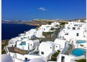 Santorini airport private transfers