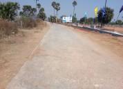 Open villa plots for sale in Thumkunta - Aryavarth