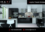 Stainless steel modular kitchen bangalore