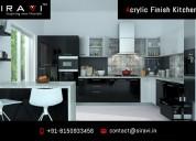 Stainless steel modular kitchen bangalore