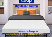 Buy online latex foam mattress