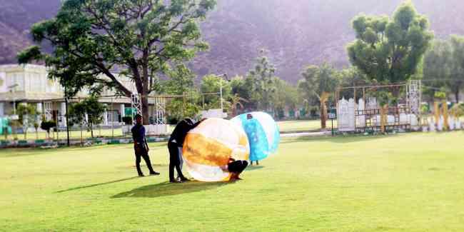best resorts in jaipur rajasthan