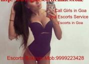 Russian call girls service in goa