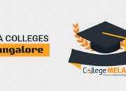 List of top mba colleges in bangalore -collegemela