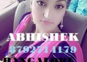 Koramangala call girls call 8792714179 abhishek