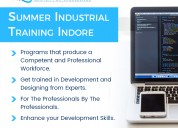 Summer it training institute in indore