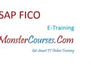Sap fico online training, fico online training