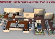 Call 9999848481-5bhk apartment sale in sector 78 g