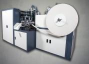 Bharath paper cup machine - bharath industry