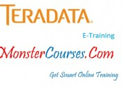 Teradata v13 online training, teradata online training.