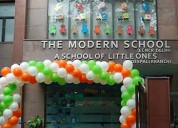 best preschool in pitampura- modern early years