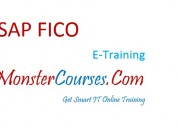 Sap fico online training, fico online training