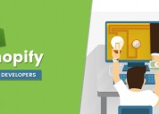 Shopify web developers - visit and hire us