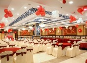 Banquet halls in lucknow