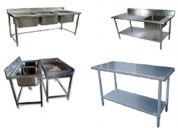 Stainless steel sinks/tables manufacturers