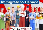 Evaluate your chances to immigrate to canada