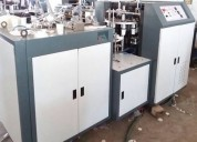 Features of paper cup making machine - sas industr