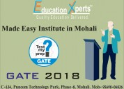 Made easy institute in mohali