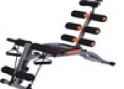 Exercise machine six pack care fitness equipment