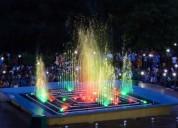 Musical fountain | water musical fountain