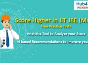 Score higher in iit jee exam
