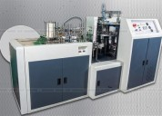 Paper plate making machine- ar industry