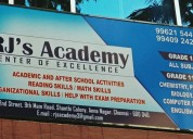 Rjs coaching academy in anna nagar
