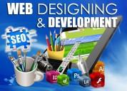 Best seo, web design and web development company i