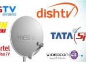 All d2h/dth install and recharge done here by omeg