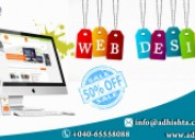 Website design and web development services in hyd