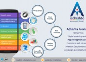 Android, iphone mobileapp services hyderabad