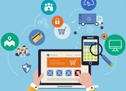 Ecommerce website design & development services