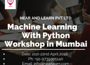 Machine learning online course in mumbai- near and