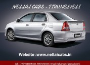 Nellai cabs - car hire in tirunelveli