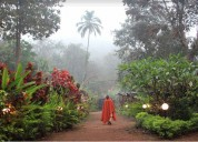 Best  one week yoga retreat in india