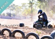 Enjoy quad biking activities in jaipur