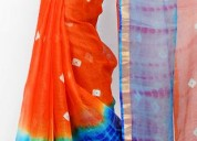 Ethnic sarees in india from ethnickart