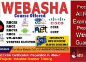 Webasha-rhcsa|rhce|rhcva|rhca training in pune
