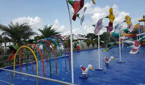 Welcome to wild waters theme park in Hyderabad | W