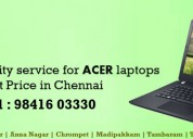 Acer laptop service center in chennai