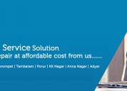 Hp laptop service center in porur - hp service cen
