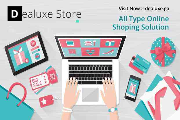 Dealuxe Store Online Shopping Site for woman's Fas