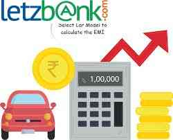 Easy Emi calculator for car loan through Letzbank